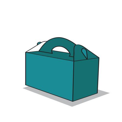 piskótafüles doboz ikon
