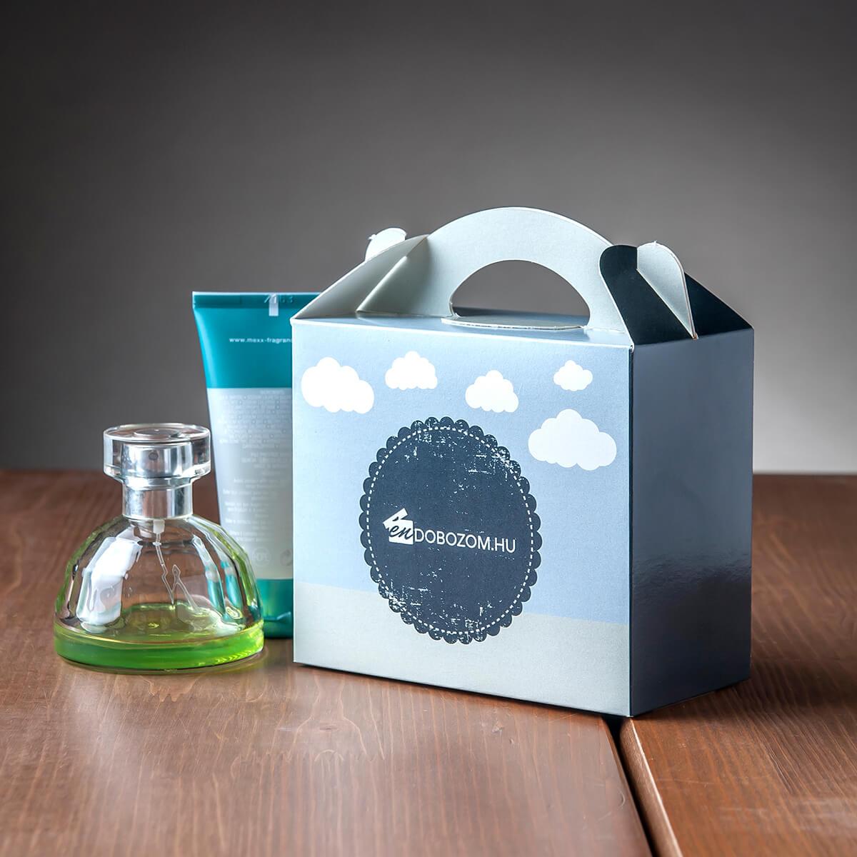 piskótafüles doboz kozmetikum csomagolás