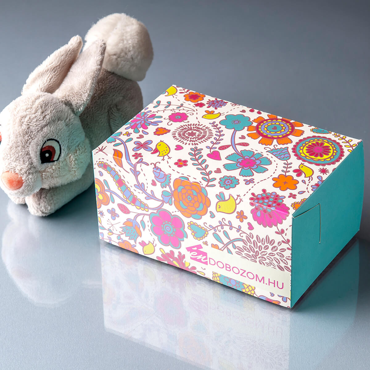 Süteményes doboz egyéb felhasználással