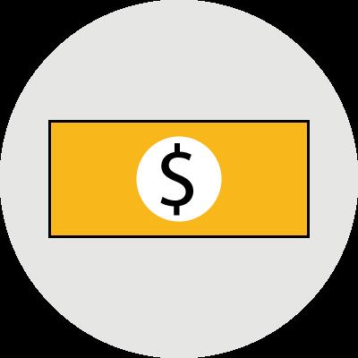 Fizetes ikon