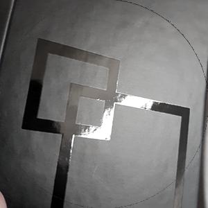 matt fóliázás + uv formalakkozás ikon