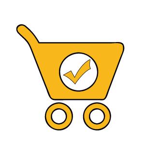 rendelés ikon